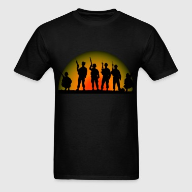Brotherhood - Men's T-Shirt