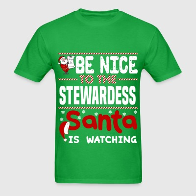 Stewardess - Men's T-Shirt