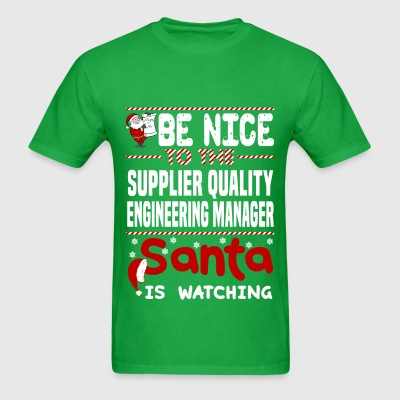 Supplier Quality Engineering Manager - Men's T-Shirt