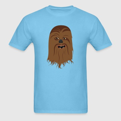 Cute Star Wars Chewbacca comic T-Shirts - Men's T-Shirt