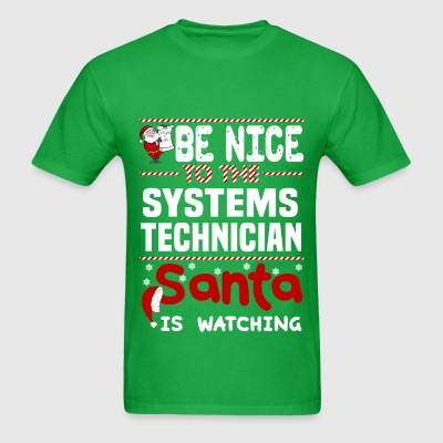 Systems Technician - Men's T-Shirt