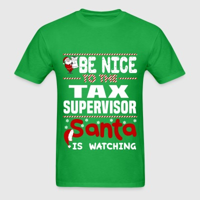 Tax Supervisor - Men's T-Shirt