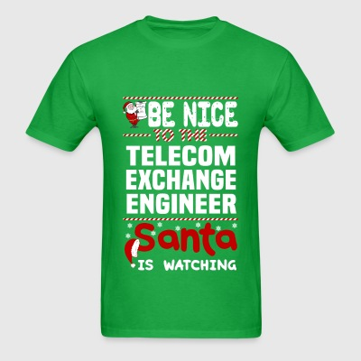 Telecom Exchange Engineer - Men's T-Shirt