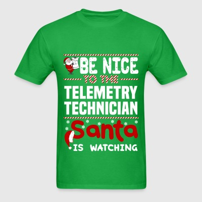 Telemetry Technician - Men's T-Shirt