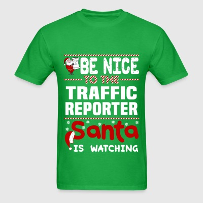 Traffic Reporter - Men's T-Shirt