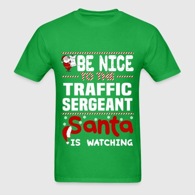 Traffic Sergeant - Men's T-Shirt