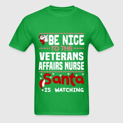 Veterans Affairs Nurse - Men's T-Shirt