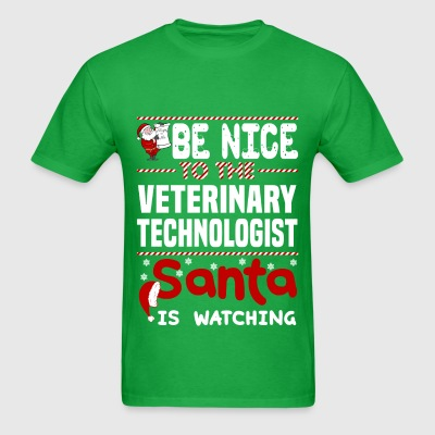 Veterinary Technologist - Men's T-Shirt