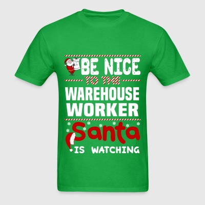 Warehouse Worker - Men's T-Shirt