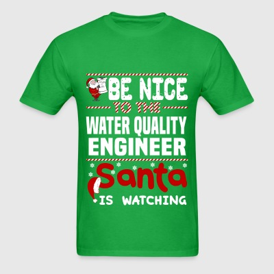 Water Quality Engineer - Men's T-Shirt