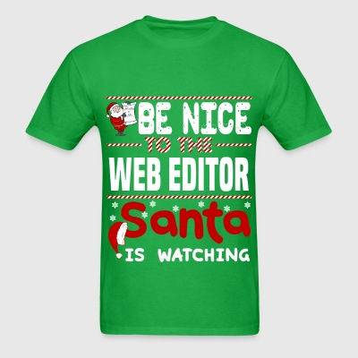 Web Editor - Men's T-Shirt