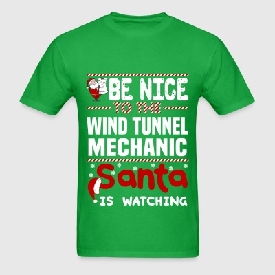 Wind Tunnel Mechanic - Men's T-Shirt