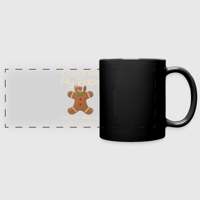 I Can't Feel My Face - Full Color Panoramic Mug