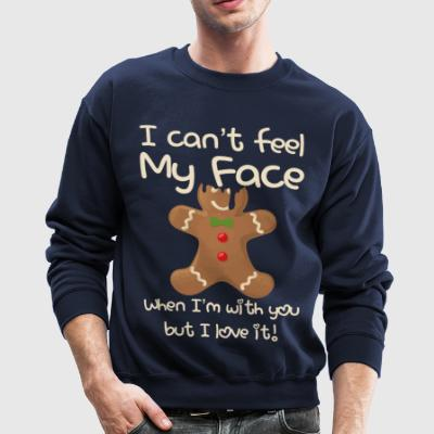 I Can't Feel My Face - Crewneck Sweatshirt