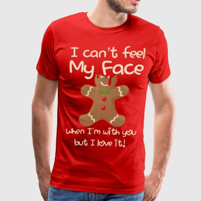 I Can't Feel My Face - Men's Premium T-Shirt
