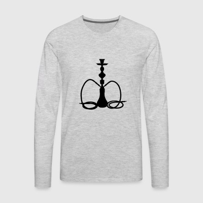 Shisha Long Sleeve Shirts - Men's Premium Long Sleeve T-Shirt