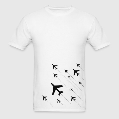 airplane - Men's T-Shirt