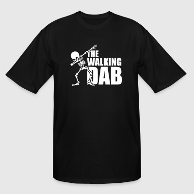 The Walking Dab T-Shirts - Men's Tall T-Shirt