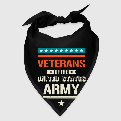 Veterans of the United States Army - U.S. military Caps - Bandana