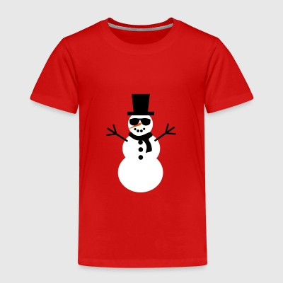 Cool Snowman Baby & Toddler Shirts - Toddler Premium T-Shirt