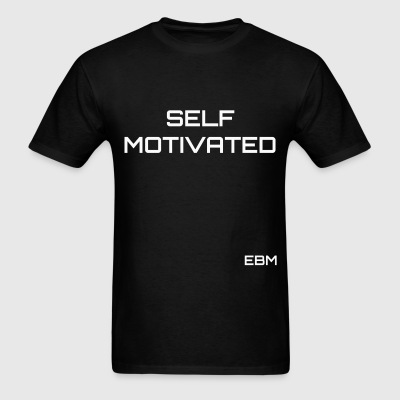 Motivating Black Males T-Shirts - Men's T-Shirt