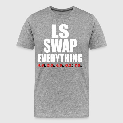 LS SWAP EVERYTHING - Men's Premium T-Shirt
