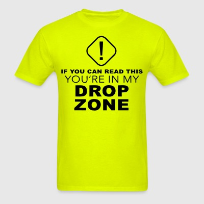 Drop Zone - Men's T-Shirt