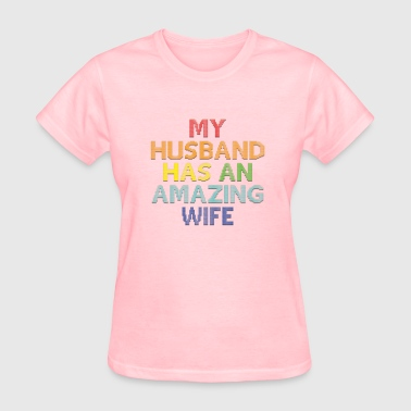 Amazing Wife - Women's T-Shirt