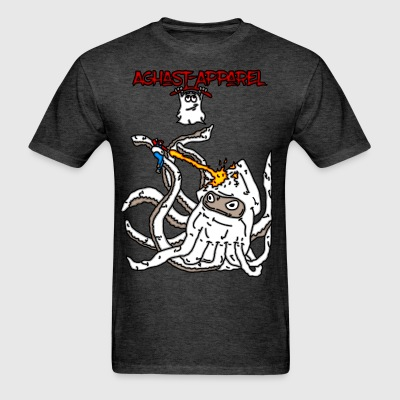 Blooper by: Aghast-Apparel (Any Color) - Men's T-Shirt