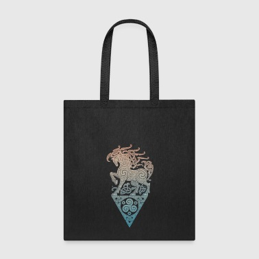 SLEIPNIR. ODIN'S STEED. - Tote Bag