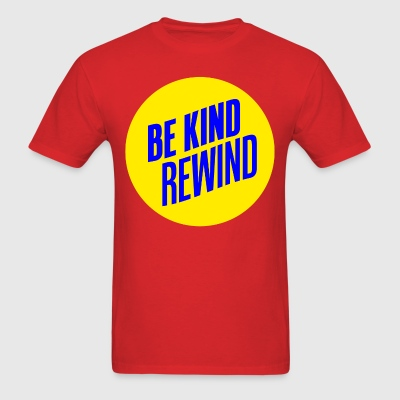 Primary Colors: Be Kind Rewind - Men's T-Shirt