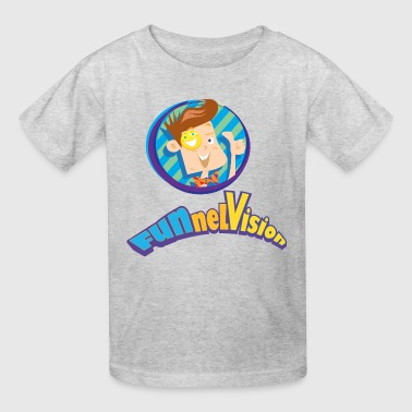 FUNnel Vision - Kids' T-Shirt