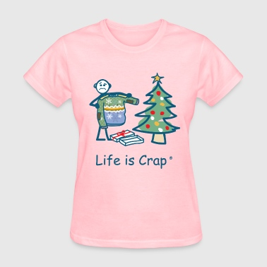 Ugly Sweaters - Women's T-Shirt
