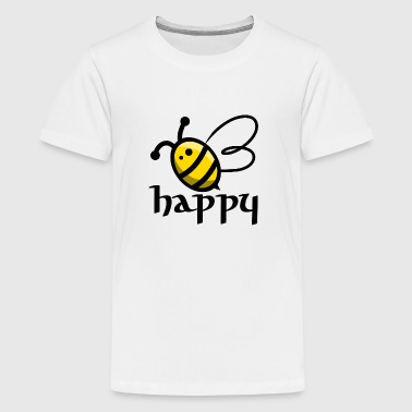 Bee Happy - Kids' Premium T-Shirt
