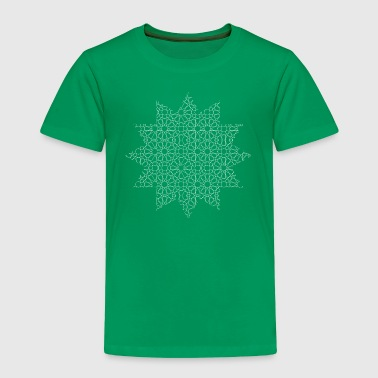 Geometric Star Baby & Toddler Shirts - Toddler Premium T-Shirt