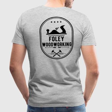 Foley Woodworking Men's Premium T-shirt - Men's Premium T-Shirt