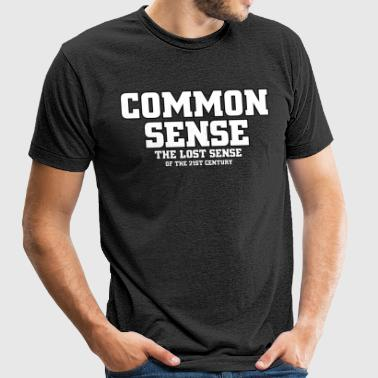 Common Sense - Unisex Tri-Blend T-Shirt