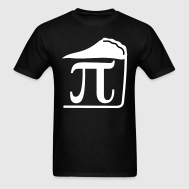 Pi Day Apple Pie Mathematics T-Shirts - Men's T-Shirt