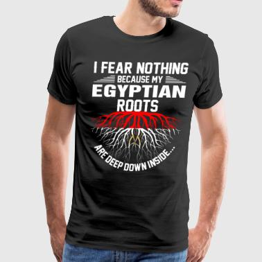 Egyptian Roots Are Deep Down Inside T-Shirts - Men's Premium T-Shirt
