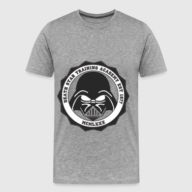 Death Star Training Academy - Men's Premium T-Shirt