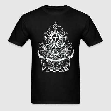 Trinity Tower 2 - Men's T-Shirt