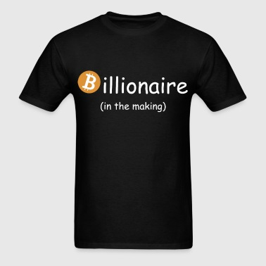Bitcoin Billonaire  - Men's T-Shirt