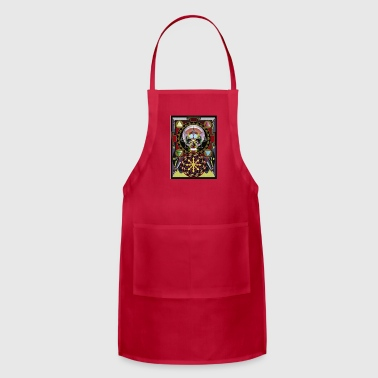 CIRCUS OF CHAOS 1 - Adjustable Apron