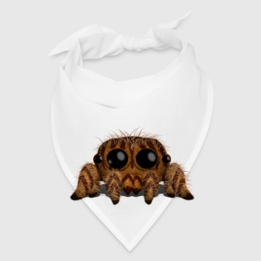 Tigger the Jumping Tiger Spider Caps - Bandana