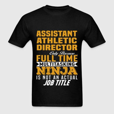 Assistant Athletic Director - Men's T-Shirt