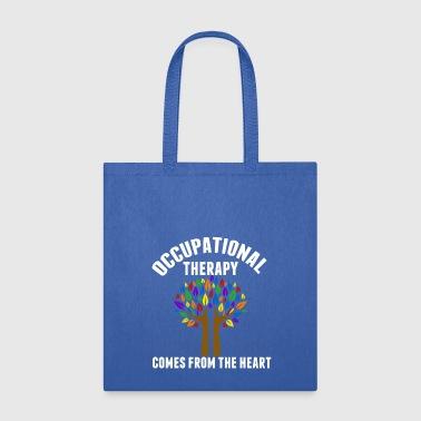 Occupational Therapy Heart - Tote Bag