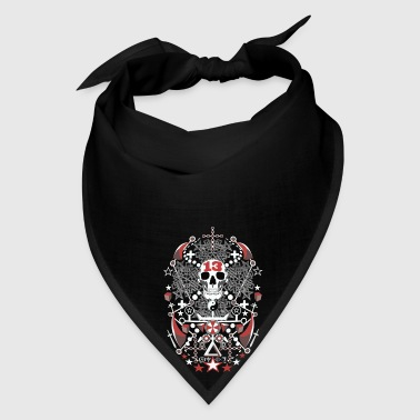 Gothic Templar Voodoo 13 and beyond - Bandana