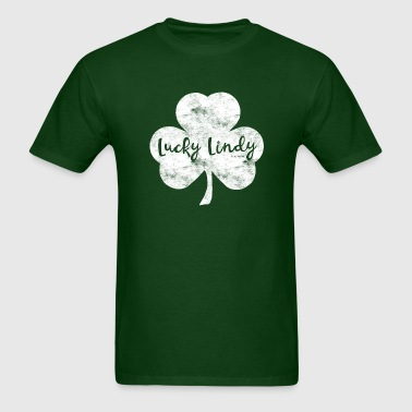 Lucky Lindy - Mens Shirt - Men's T-Shirt