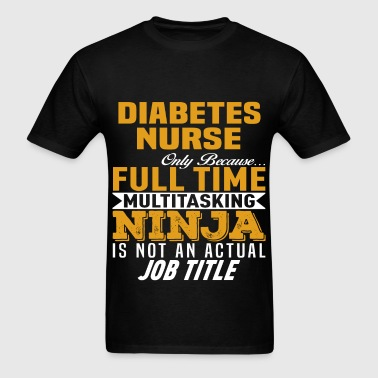 Diabetes Nurse - Men's T-Shirt