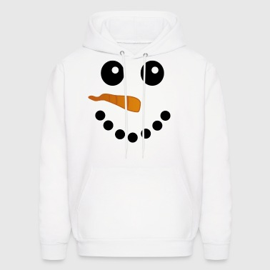 Snow Man face aweater - Men's Hoodie